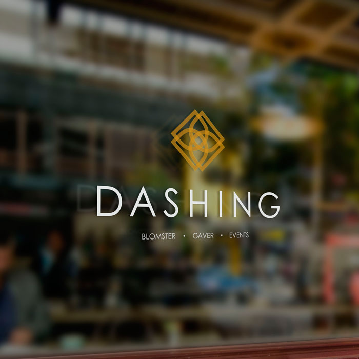 Dashing - Logodesign